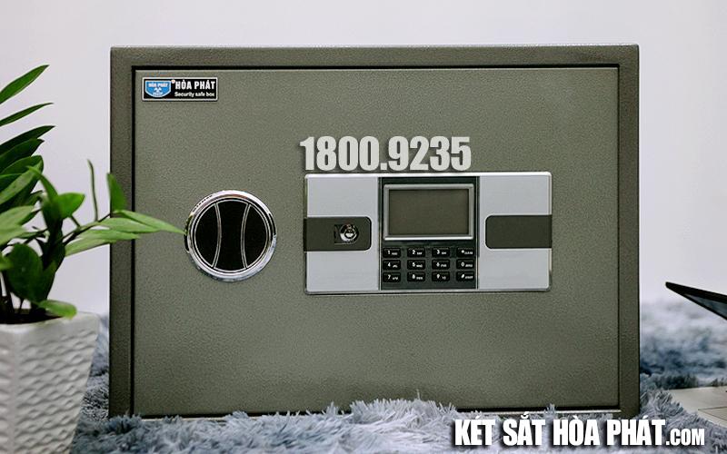 Cách nhận biết két sắt Hòa Phát chính hãng từ bên ngoài