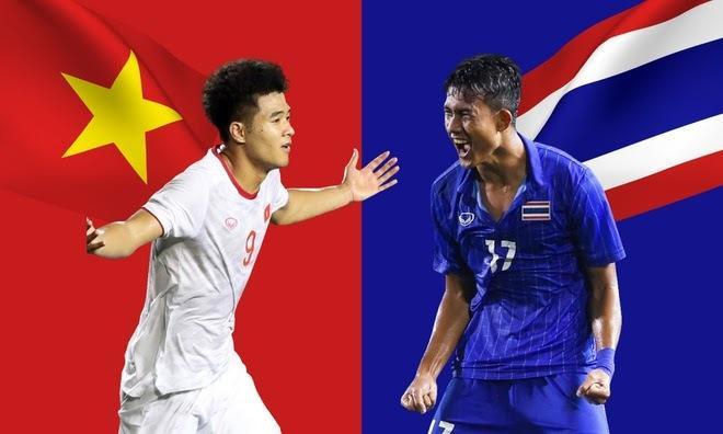 Kênh xem trực tiếp bóng đá Việt Nam – Thái Lan chất lượng cao