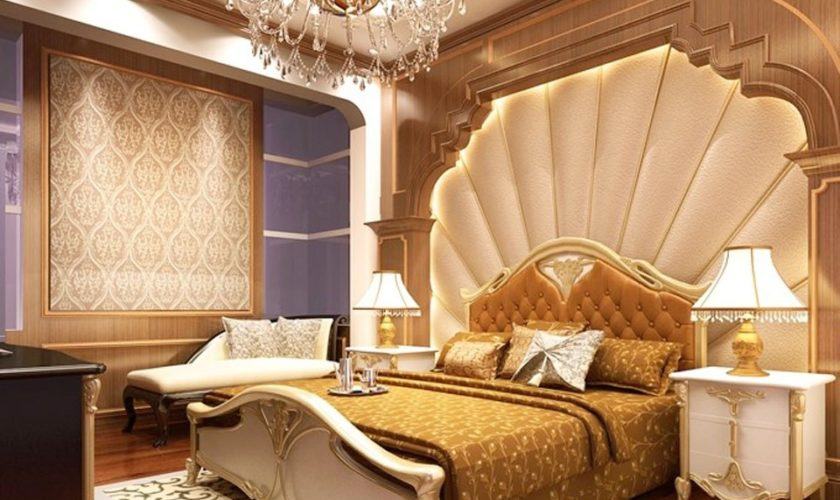 Kinh nghiệm chọn mua giường đẹp cổ điển