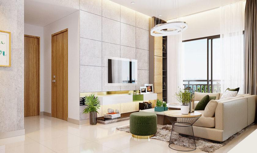 Đặc điểm nội thất của nhà mẫu chung cư hiện nay