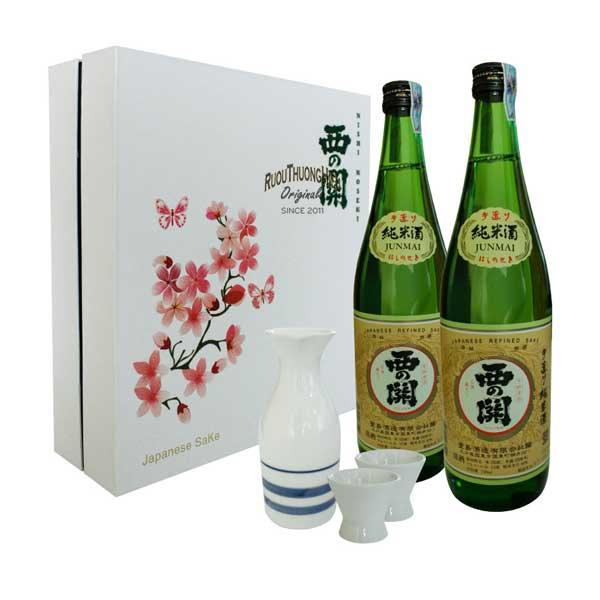 Các loại rượu sake Nhật Bản ngon nhất trên thị trường