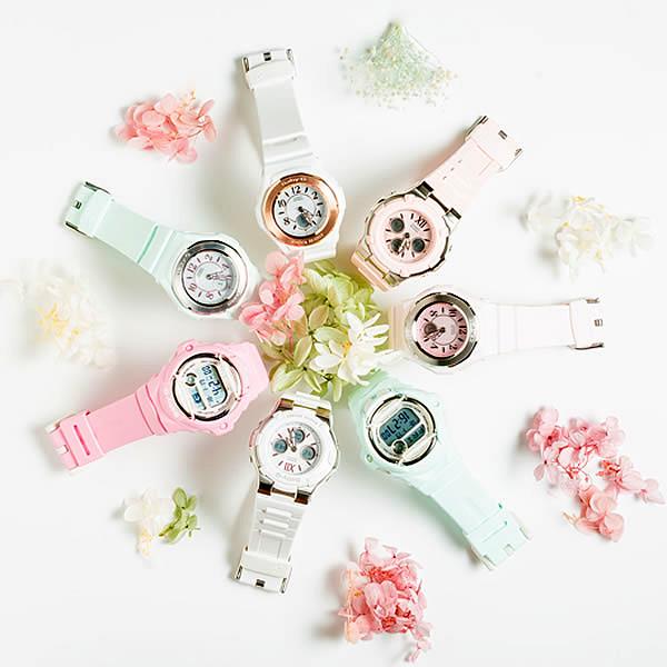 Những lưu ý khi chọn đồng hồ Casio nữ cho cô nàng sở hữu cổ tay nhỏ