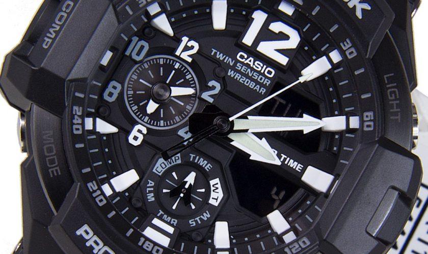 Những sai lầm khi sử dụng đồng hồ thể thao nam Casio