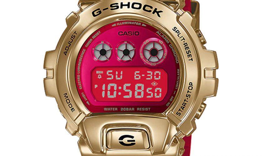 Bật mí ba siêu phẩm đồng hồ G-Shock phiên bản giới hạn mới nhất