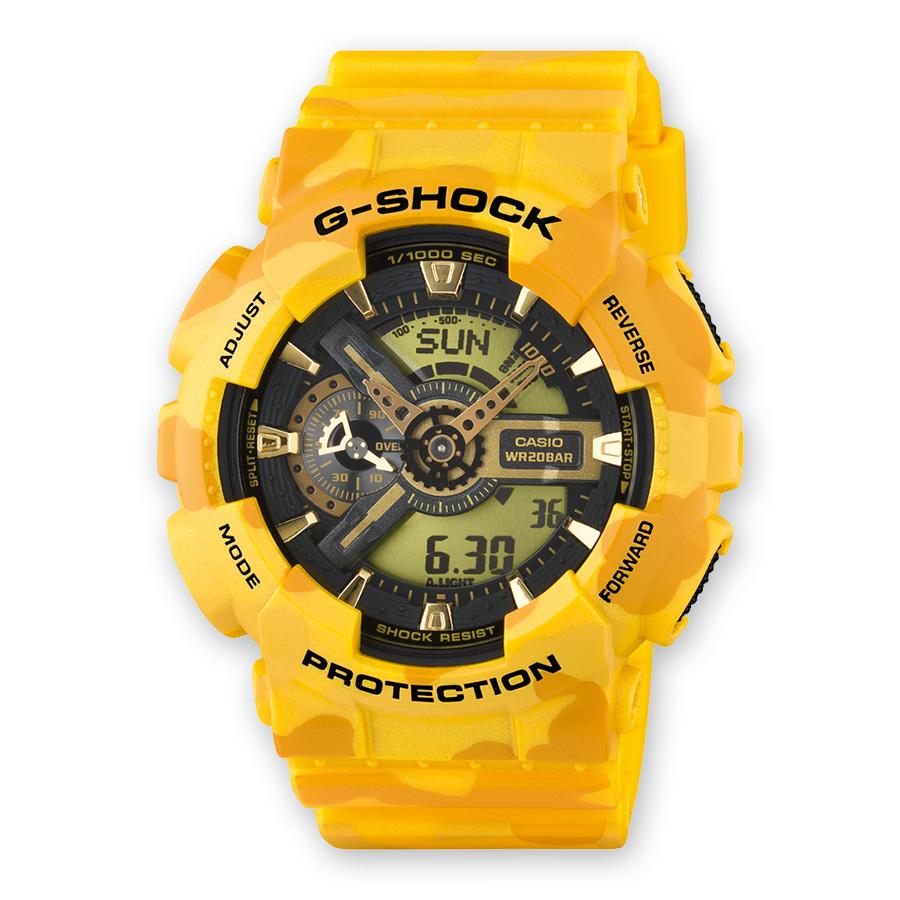 Đánh giá chân thực về chiếc đồng hồ Casio cho bé trai GA-110CM-9A