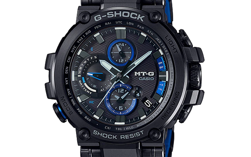 Sở hữu ngay những mẫu sản phẩm đồng hồ G-Shock dạng kim đẳng cấp